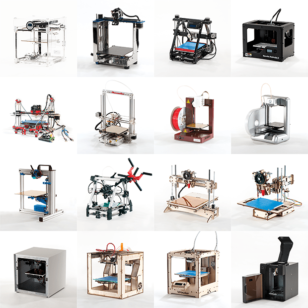 Call for Manufacturers: 3D Printers and 3D Scanners