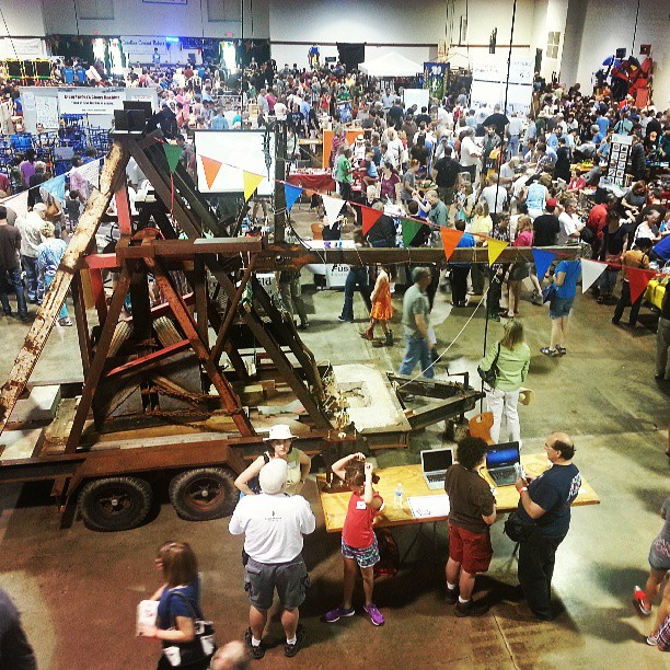 Greetings From The Fourth Maker Faire North Carolina