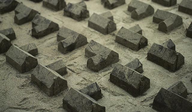 Suburban Sandcastle Development