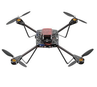 ELEV-8 Quadcopter. $599.Spend a weekend building the ELEV-8 kit with dad and then take it to the skies! This quad is powerful enough to lift a small camera (up to 2 lbs.), so you can experiment with aerial photography. Don't forget to pick up a crash pack as well, since dad will probably need to replace a few props after some practice sessions.--Eric Weinhoffer.