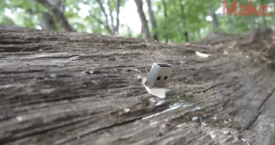 DIY Hacks & How To's: USB Dead Drops