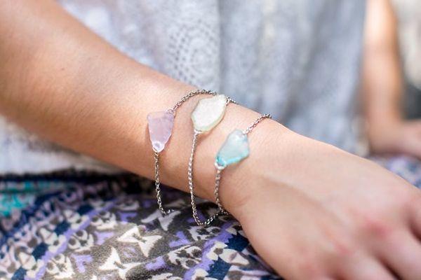 How-To: Sea Glass Bracelet