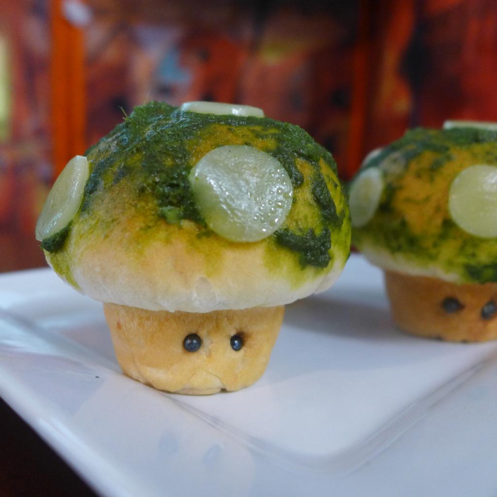 How-To: 1-Up Mushroom Pizza Rolls