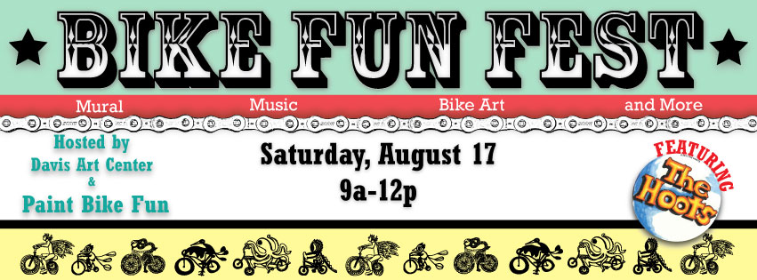 Love Art Bikes? Submit Yours for the Bike Fun Fest