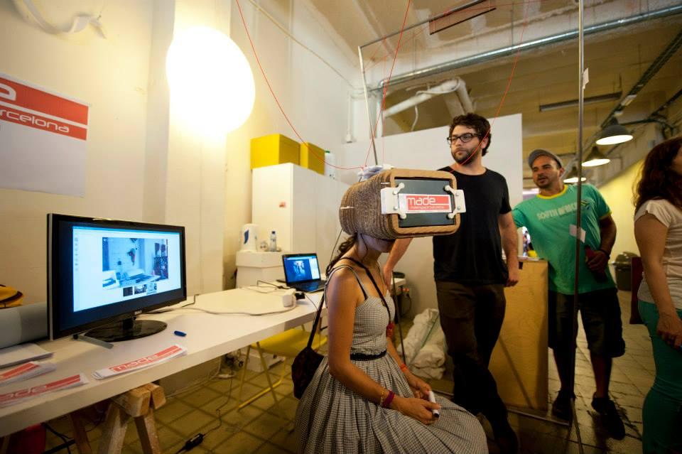 Barcelona Mini Maker Faire: Tots som Makers!*