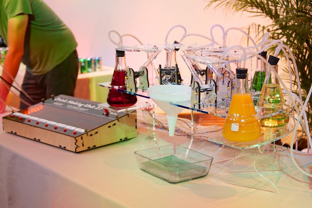 EMSL's Drink-Making Unit 2.1