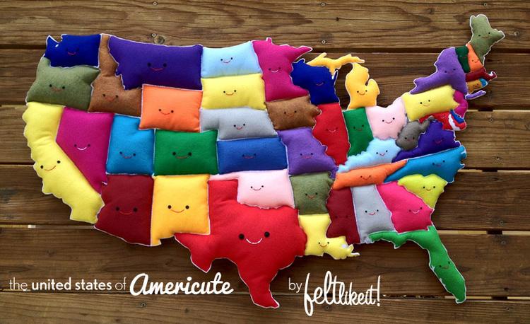 The United States of Americute