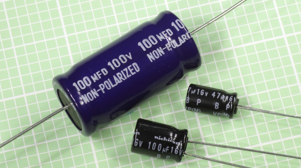 Component of the Month: The Capacitor