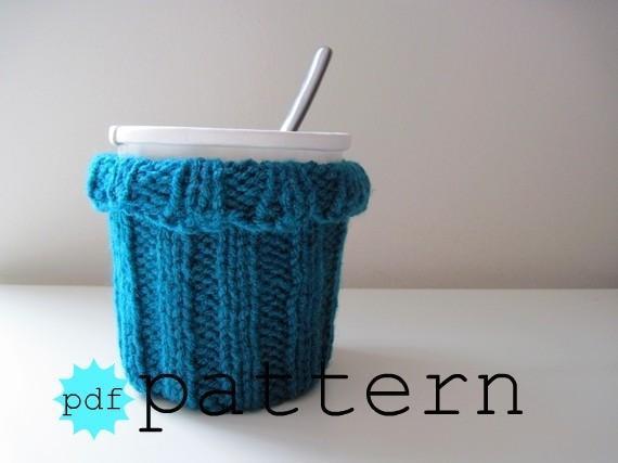 How-To: Knit Ice Cream Cozy