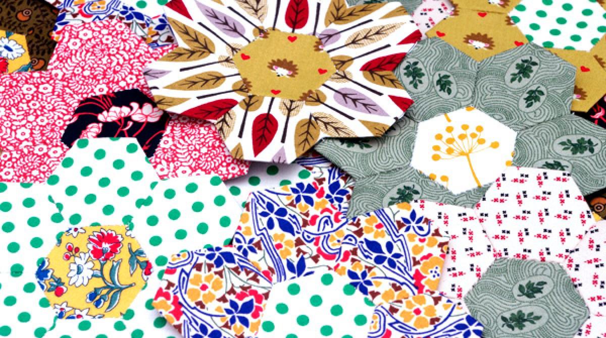 English Paper Piecing Series: Part 2