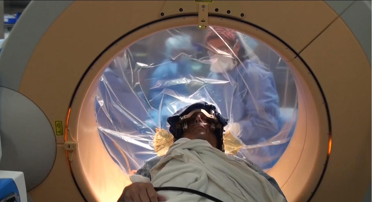 Better 3D Imaging Aids Surgery for Deep Brain Stimulation