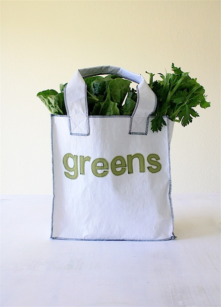 How-To: Recycled Grocery Totes