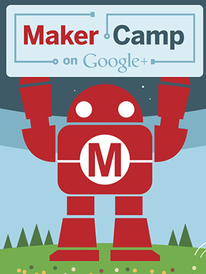 Maker Camp: Cyborg Creations!