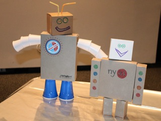 Cereal Box Robot | Make: