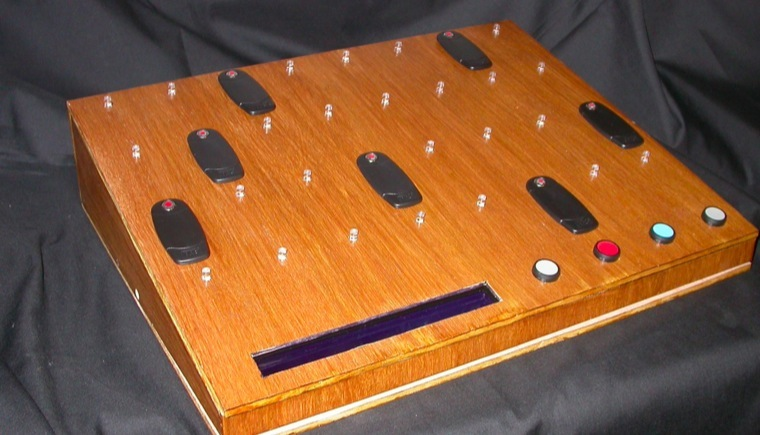 RFID-Based Music Sequencer