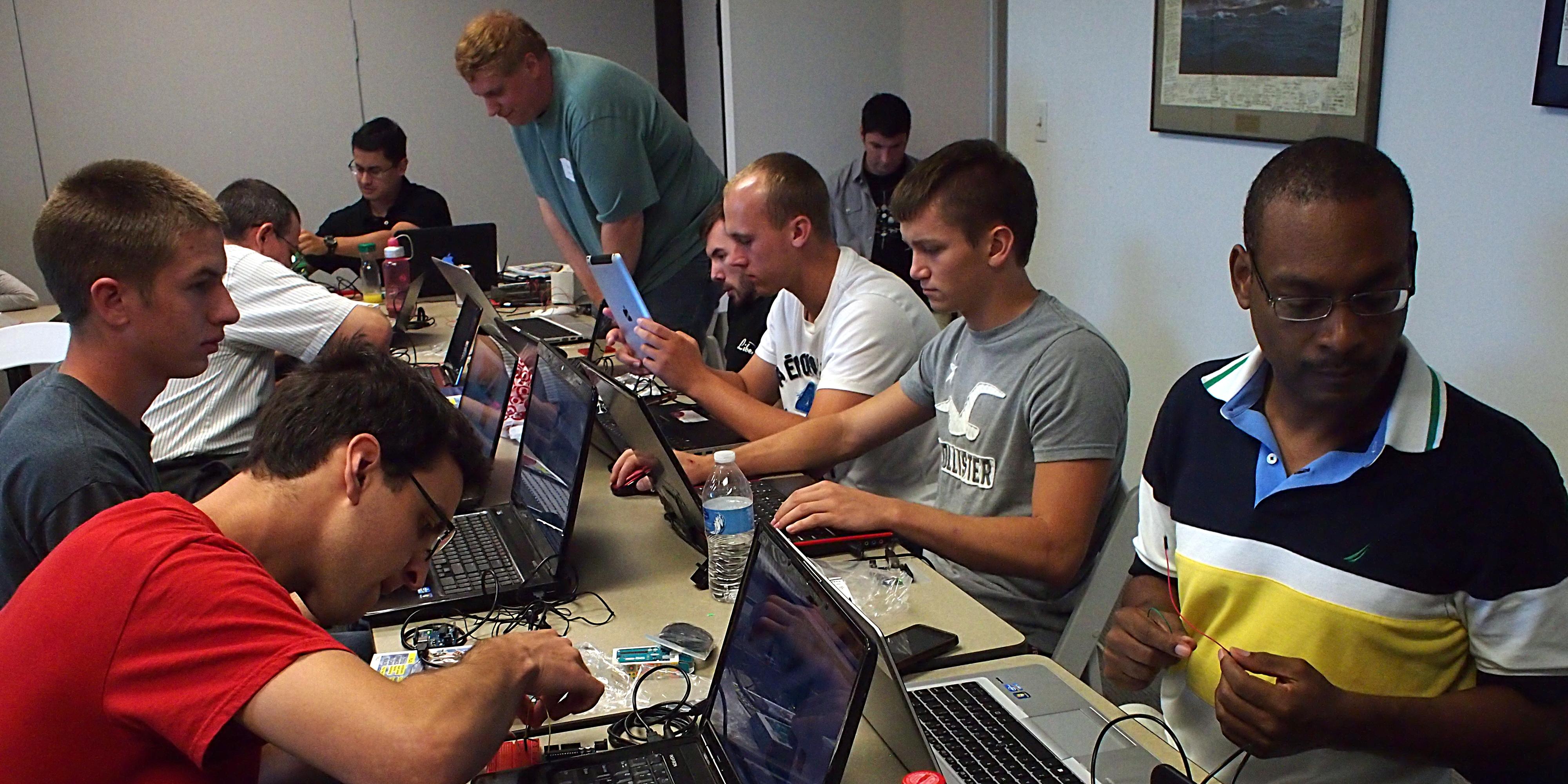 Space Hacker Workshop In Dallas