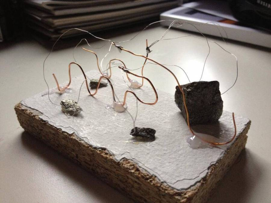 Making Transistors out of Iron Pyrite