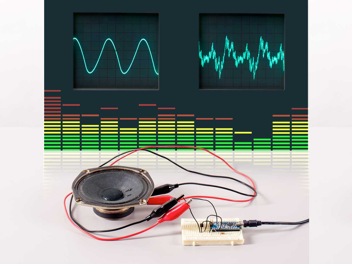 Skill Builder Advanced Arduino Sound Synthesis Make Audio Generator Is Controlled By Light Electronic Projects