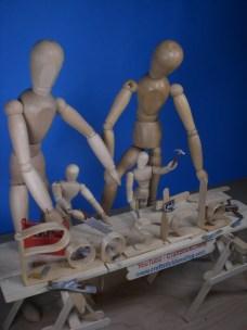 Craft Stick Bending & Crafts