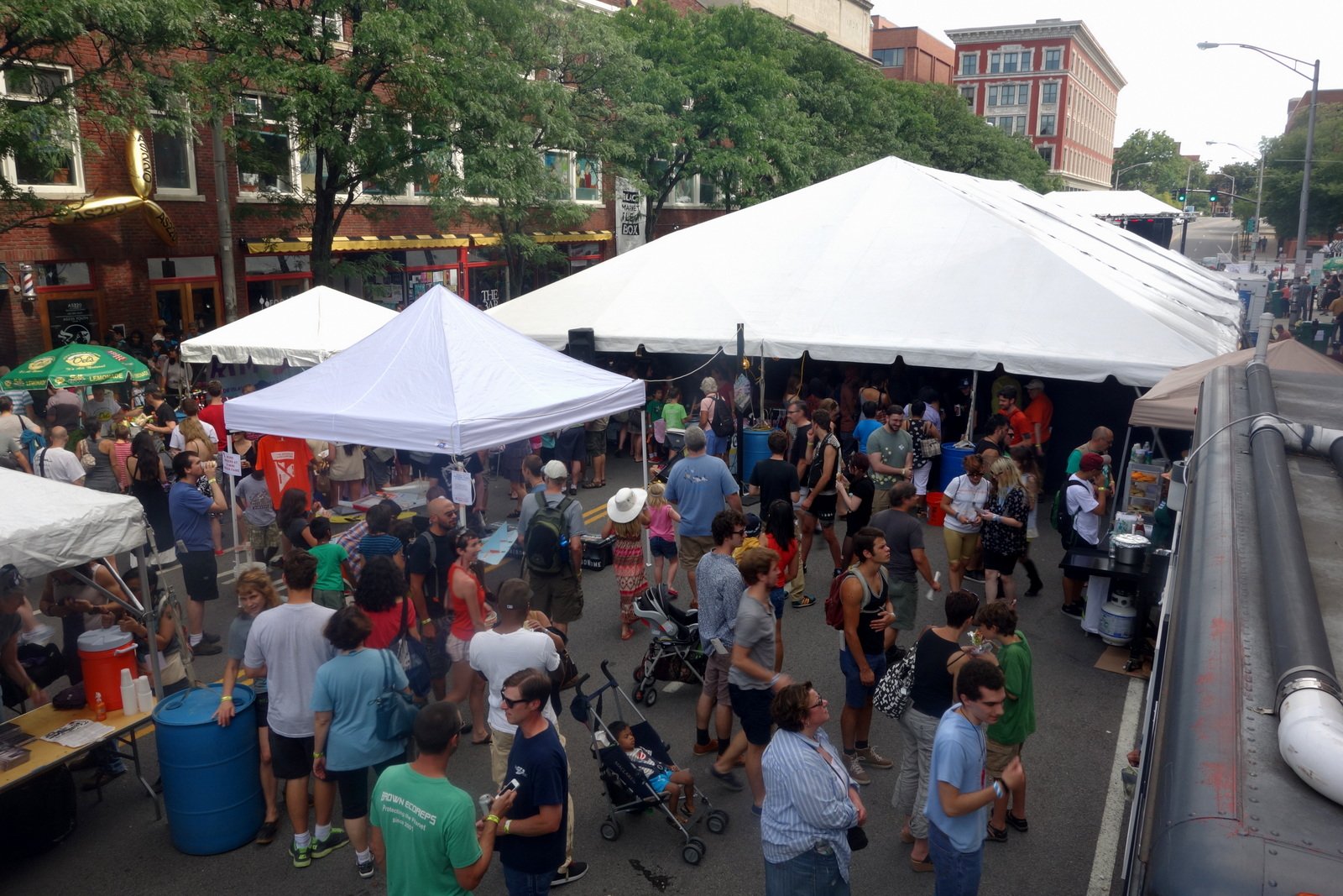 Reporting Back from the 5th annual Rhode Island Mini Maker Faire (and Foo Fest, and AS220 Labs!)