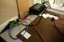 This self-sustaining Raspberry Pi replaced the need for a full PC to run certain tasks.