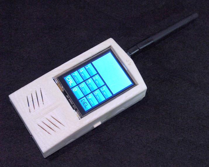 Seeed Studio's Arduino Phone