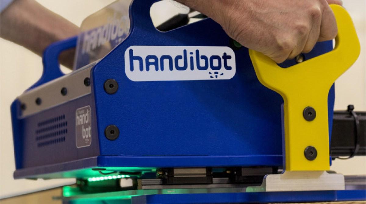 Another Path to 3D: ShopBot Tools Expands its Handibot CNC Unit