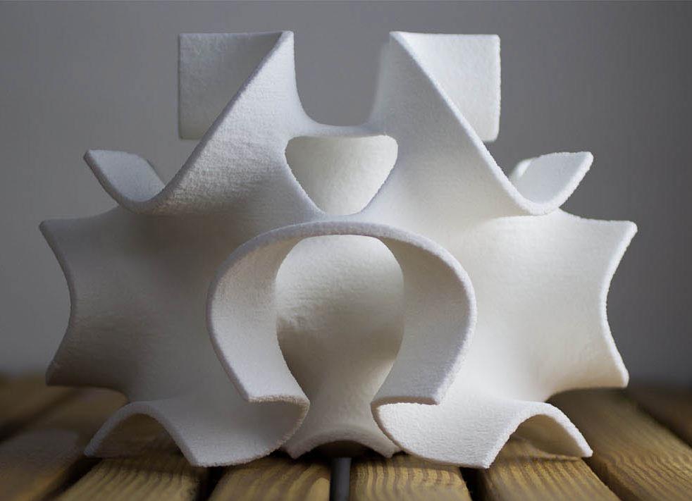 Sugar Printer Creates 3D Cake Toppers
