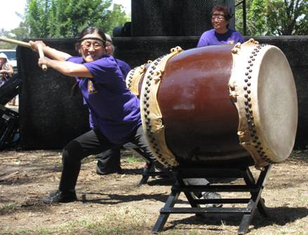 Maker Camp Bangs a Drum Today