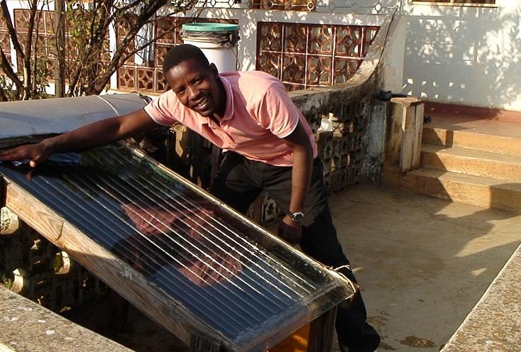 Kickstarter for Documentaries on Makers in Africa