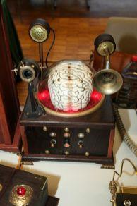 Steampunk brain. By Martin Klauss.