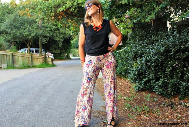 How-To: Easy Knit Pants