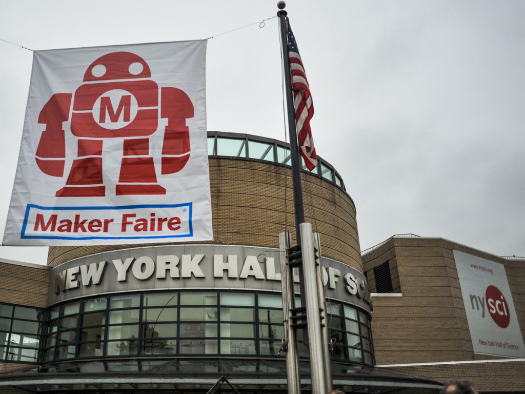 Browse the 650+ Maker-Made Exhibits at World Maker Faire New York