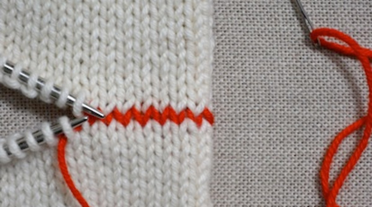 How-To: Kitchener Stitch for Joining Seams in Knitting Make: