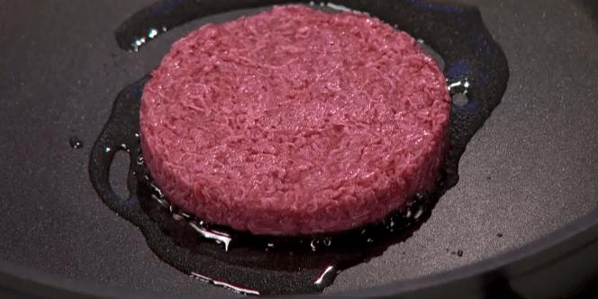 Now Serving: A 0,000 lab-Grown Burger