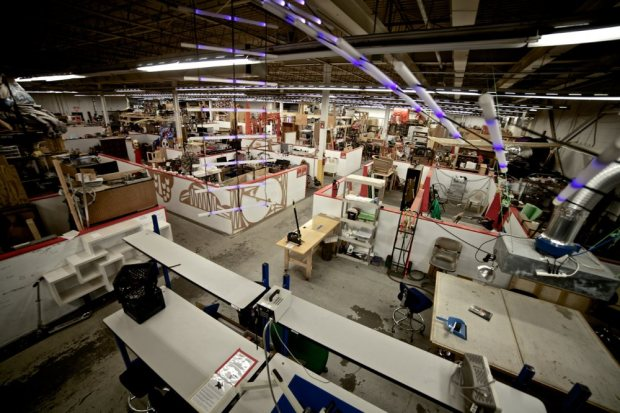 Designing Makerspaces at Maker Faire New York