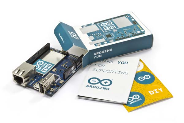 The Arduino Yún 云 is Now Available