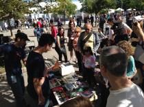Burnkit2600 at Maker Faire New York