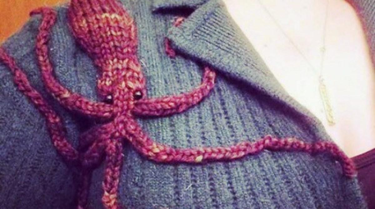Demi Octopus Pattern   Make: