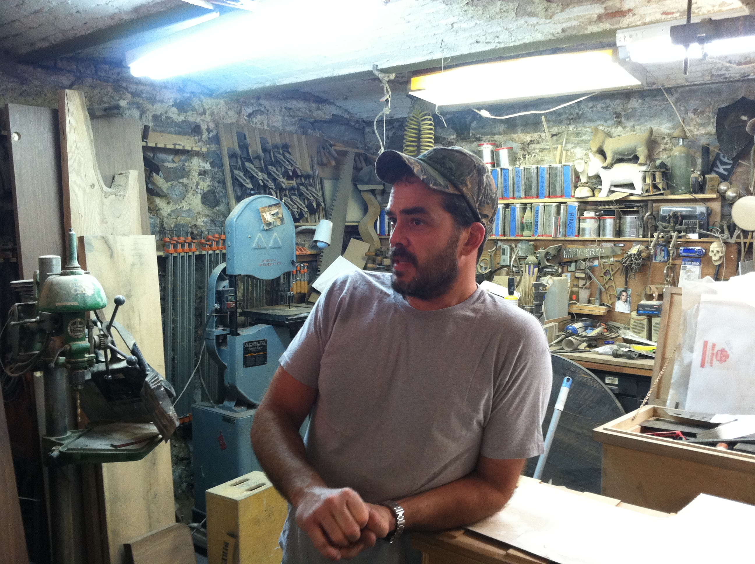 In the Shop With Master Builder Jimmy DiResta