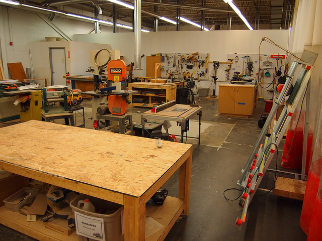 The Makerspace Chasm