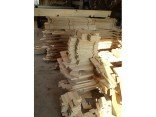Piles of ply: about 1,200 pieces in total!