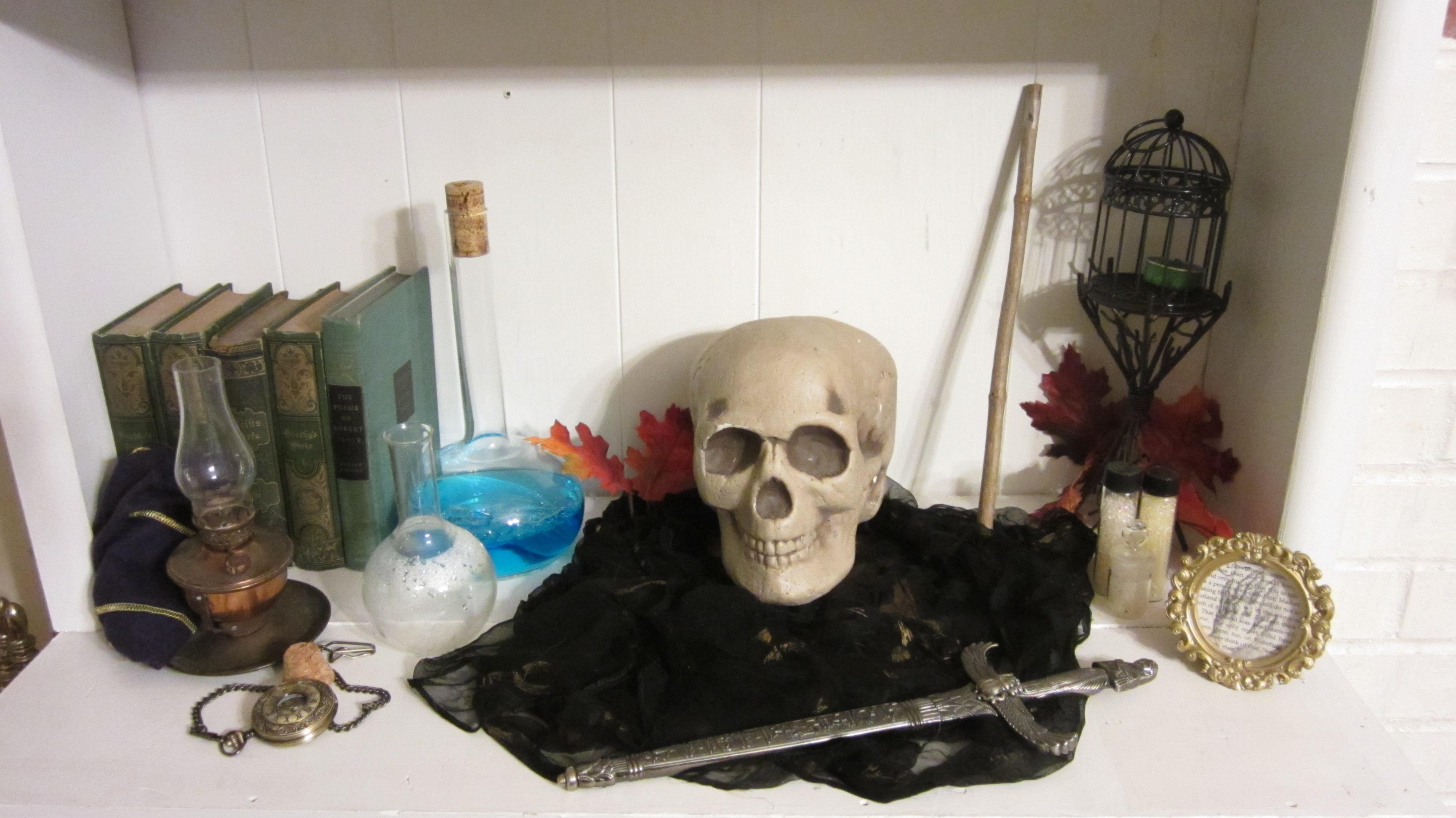 DIY Hacks & How To's: Motion Tracking Skull