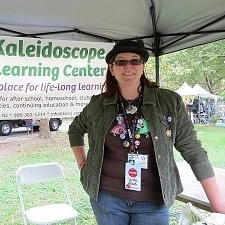 Sandra Roberts, Kaleidoscope Learning. http://enrichscience.com