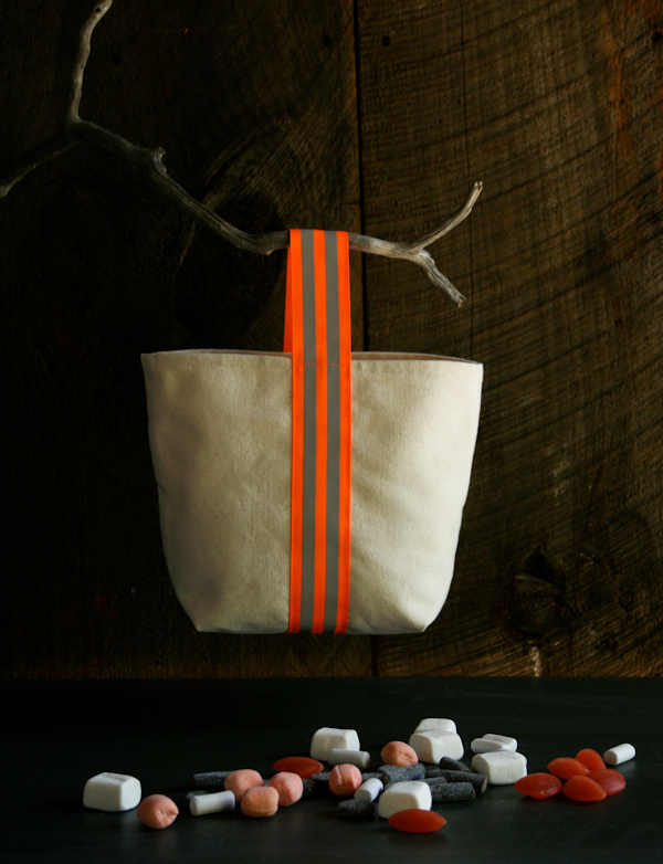 How-To: Trick or Treat Tote