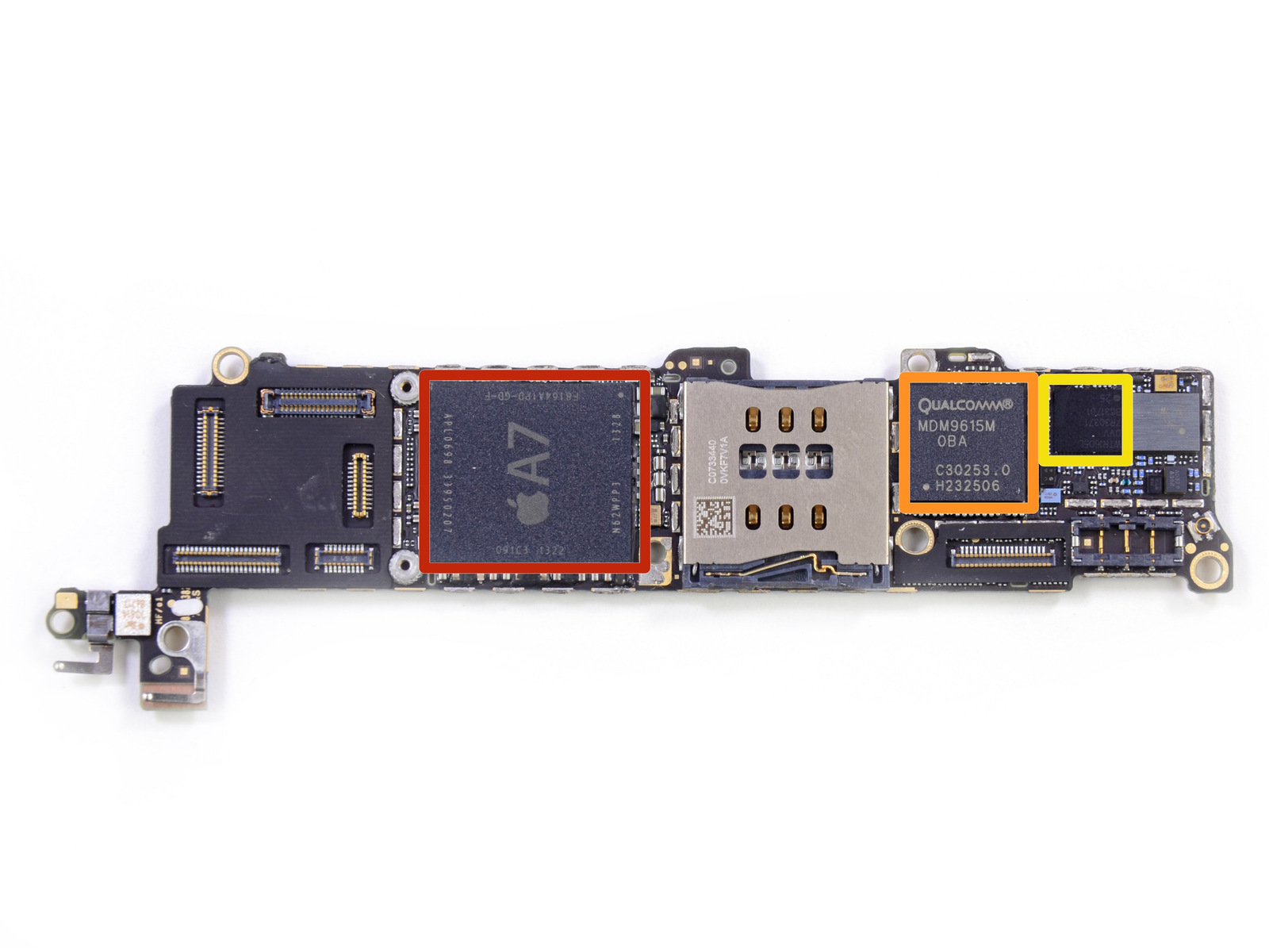 """Apple's Invisible Chip: M Stands for """"Magical?"""" – UPDATED: They Found It!"""