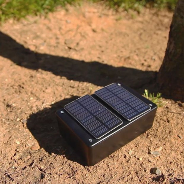 Solar Panels + Arduino + Piezo = Solar-Powered After-Sunset Cricket