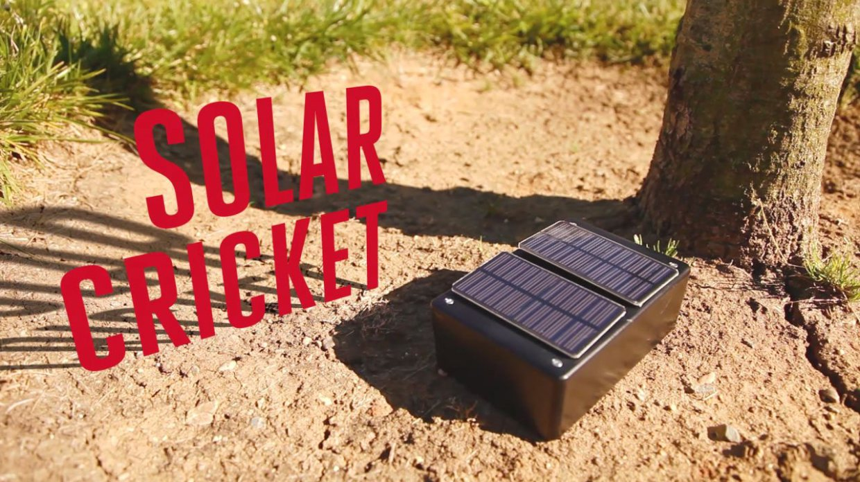 Solar Cricket Make Completed Battery Charger With Lm317t Current Limiting Circuit