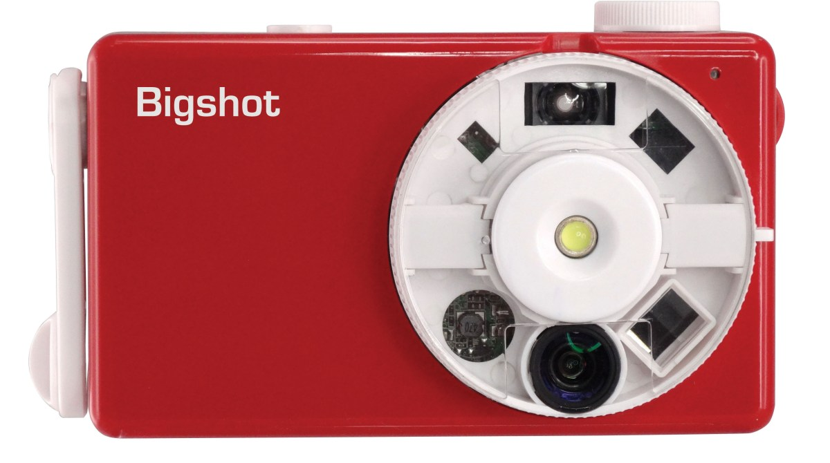 New in the Maker Shed: Bigshot Camera Kit