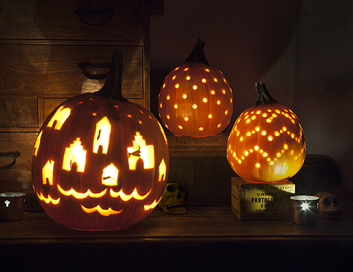 how to make jack ot lantern